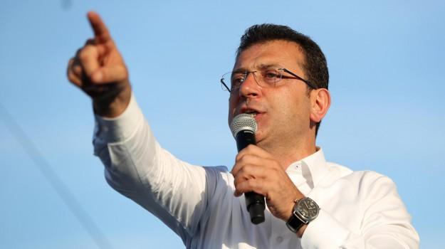 elezioni istanbul, turchia, Ekrem Imamoglu, Recep Tayyip Erdogan, Sicilia, Mondo