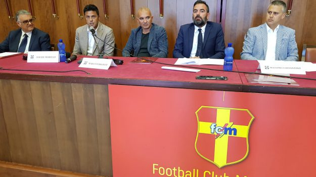 fc messina, Gabriele Pini, Messina, Sicilia, Sport
