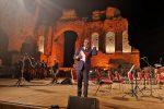 Festa dei carabinieri e concerto al Teatro di Taormina: ecco le foto