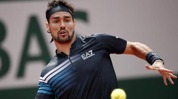 roland garros, tennis, Alexander Zverev, Fabio Fognini, Novak Djokovic, Sicilia, Sport
