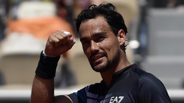 roland garros, tennis, Fabio Fognini, Rafael Nadal, Roger Federer, Sicilia, Sport
