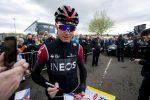 Froome operato dopo la caduta: in bici tra 6 mesi. L'Uci gli assegna a tavolino la Vuelta 2011