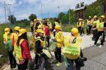 """A Francavilla la """"Giornata ecologica"""" con alunni, insegnanti e genitori"""
