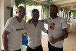 L'Fc Messina riparte da Giuffrida, il centrocampista incontra la dirigenza del club a Taormina