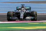 F1, dominio Mercedes in Francia: vince Hamilton davanti a Bottas, terzo Leclerc