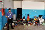 Isola di Capo Rizzuto, sorpresi con materiale rubato: 4 persone denunciate