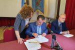 Ex Province, a Messina continua la protesta di De Luca