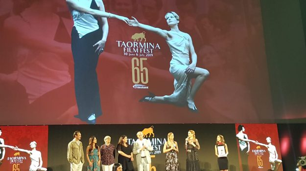 premio Beresford, Taormina Film Festival, Bruce Beresford, Messina, Sicilia, Cultura