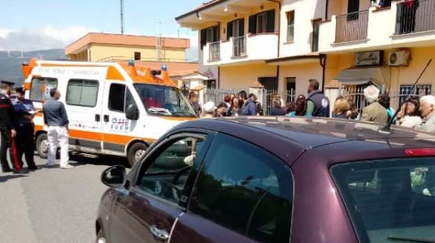 fuori pericolo, incidente stradale, pedone investito, squillace, trauma cranico, Catanzaro, Calabria, Cronaca