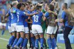 Mondiali donne, l'Italia sogna con Giacinti e Galli: batte la Cina e vola ai quarti