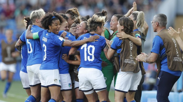 italia-cina, Mondiali donne, Sicilia, Sport