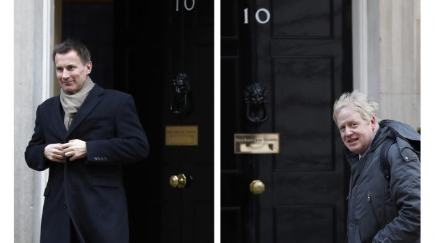 downing street, gran bretagna, Boris Johnson, Jeremy Hunt, Sicilia, Mondo