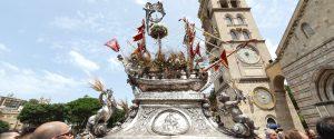 La processione del Vascelluzzo