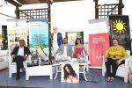 Libri, incontri e vip a Salina per Marefestival: le foto della presentazione
