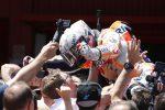 MotoGp, in Catalogna trionfa Marquez: terzo posto per Danilo Petrucci