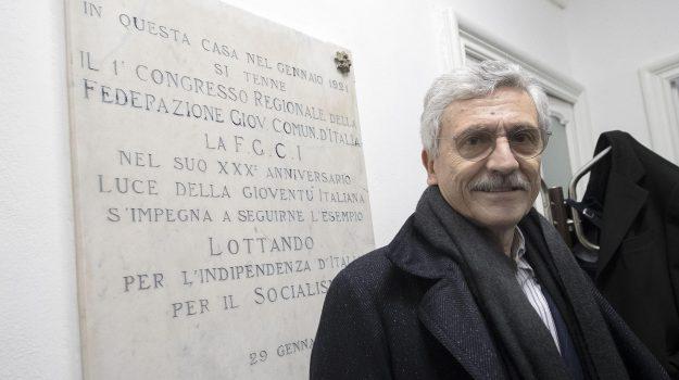centro Neurolesi messina, Angelo Capodicasa, Gino Savoja, Massimo D'Alema, Messina, Sicilia, Cronaca