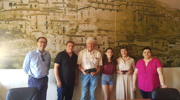 monterosso calabro, visita architetto mancuso, Franco Mancuso, Catanzaro, Calabria, Cronaca