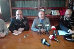 Agenti penitenziari arrestati a Cosenza, Gratteri: fermato sistema di corruttele - Video