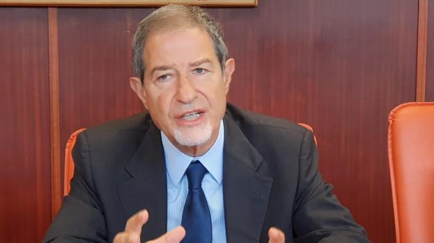 Gianfranco Zanna, Nello Musumeci, Messina, Sicilia, Politica