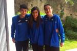 """Nuoto, tre giovani atleti di Lamezia convocati per il """"Trofeo delle Regioni"""""""