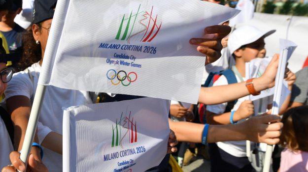milano-cortina, olimpiadi, olimpiadi 2026, olimpiadi invernali, Sicilia, Sport
