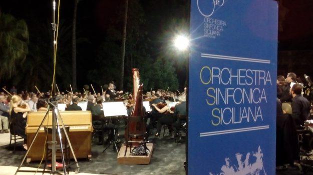 Orchestra Sinfonica, tindari, tusa, Messina, Sicilia, Cultura