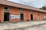 Il degrado della Fiera di Pantimele a Reggio tra rifiuti e sterpaglie - Foto