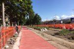 Parco del benessere di Cosenza, slitta la consegna: lavori in corso - Foto