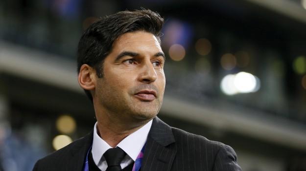 allenatore roma, serie a, Paulo Fonseca, Sicilia, Sport