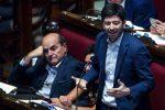Pierluigi Bersani e Roberto Speranza