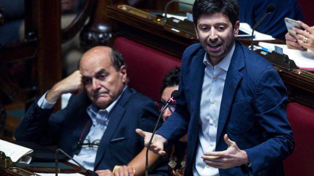 articolo uno, Pierluigi Bersani, Pino Greco, Roberto Speranza, Venzo Morrone, Cosenza, Calabria, Politica