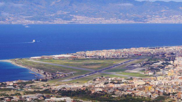aeroporto reggio, coronavirus, Giuseppe Falcomatà, Reggio, Calabria, Politica