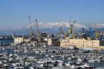 Litiga col marito e si getta da una nave crociera ormeggiata a Genova