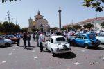 Mileto, raduno di Fiat 500 d'epoca tra divertimento e nostalgia