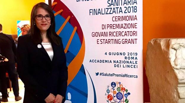 ginecologia, procreazione assistita, Roberta Venturella, Catanzaro, Calabria, Società