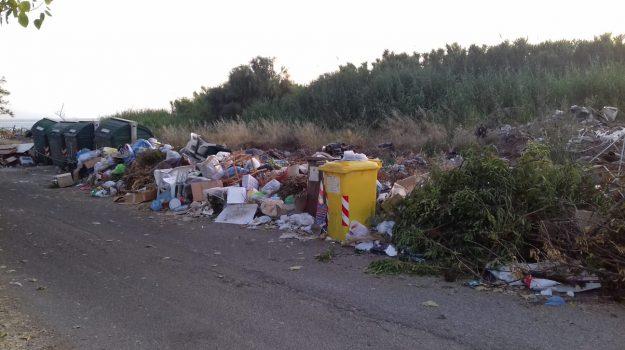 rifiuti, Catanzaro, Calabria, Cronaca