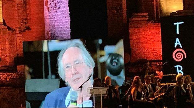 premi festival taormina, taobuk, Ian McEwan, Jhumpa Lahiri, Messina, Sicilia, Cultura