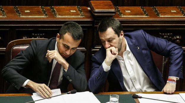 governo, lega, movimento 5 stelle, Luigi Di Maio, Matteo Salvini, Sicilia, Editoriali