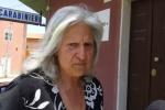 Autobomba di Limbadi, protesta la madre di Matteo Vinci - Video