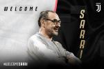 Ufficiale, Sarri è il nuovo allenatore della Juventus: per lui un contratto triennale