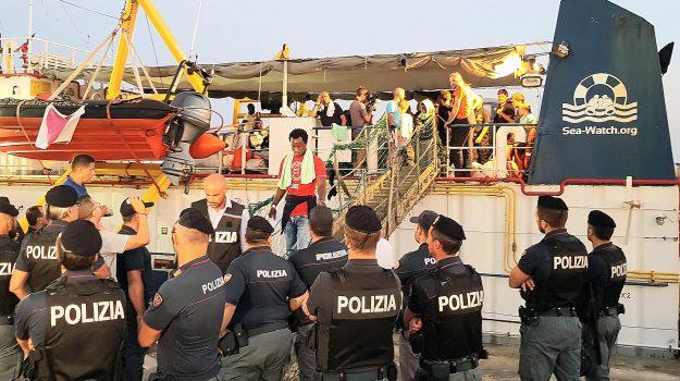 capitana arrestata, lampedusa, migranti, sea watch, Angela Maraventano, Carola Rackete, Giusi Nicolini, Sicilia, Cronaca