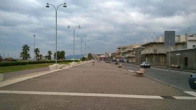 cerimonia d'inaugurazione, Corso Umberto I, restyling completo, spadafora, Messina, Sicilia, Cronaca