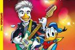 Ligabue diventa 'Liga Duck': il rocker protagonista di Topolino