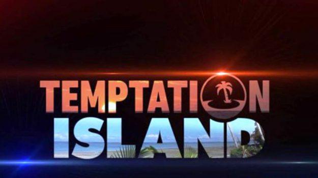 temptation island, Sicilia, Società