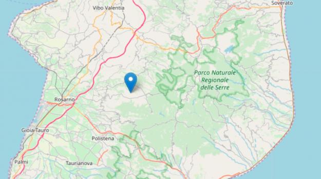 terremoto Reggio, vibo, Calabria, Cronaca