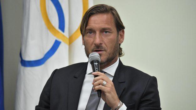 totti conferenza, totti roma, Francesco Totti, Sicilia, Sport