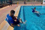 Brigata Aosta di Messina, nella missione in Libano anche corsi di nuoto per bambini disabili