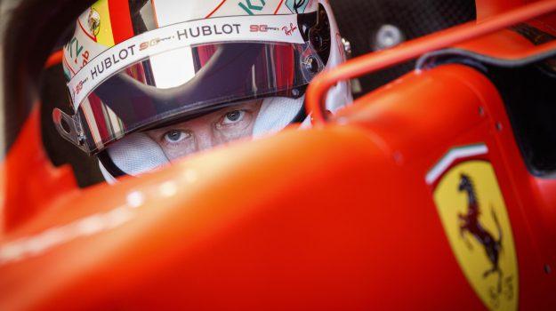 f1, gran premio, pole Canada, Sebastian Vettel, Sicilia, Sport