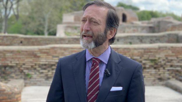 ambasciatore tedesco, dibattito europa, messina, Viktor Elbling, Messina, Sicilia, Politica