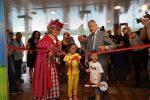"""Messina, """"zia Caterina"""" inaugura la nuova area giochi della """"Elio"""" di Caronte&Tourist - Foto"""